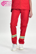 Dostupno Urgentnprema oprema bluza i pantalone