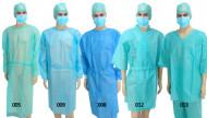 Jednokratni hirurski mantili sterilen