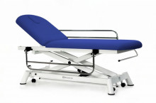 Krevet za pregled MN14L,Electric examination couch 2 sections with wheels
