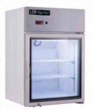 LSRE-UCR-4 | 4 cu.ft Glass Door Under Counter Lab Refrigerator (2C to 8C)