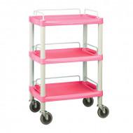 Matsukichi Medical Instrument Classic Kart 3 stepeni Pink