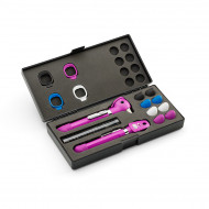 Medical 92880-PUR SureColor LED 2.5 V Pocket Plus Diagnostic Set, Plum