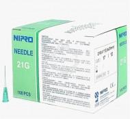 Nipro injekcione igle 21G, Sale! 🔍 Nipro Needle 21Gx 11/2″ 1's
