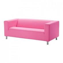 Fensi sofa cover 2-local - Granon pink