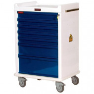 Harloff MR-Conditional Anesthesia Cart - MR7K