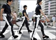 Japan Cyberdyne- Brain Controlled Cyberdyne iz Tsukube-a Sajber -odela za Medicinsku upotrebu