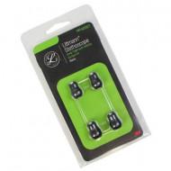 Littman olive Littmann Stethoscope Snap Tight Soft-Sealing Eartips
