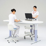Okamura Swift-Medica Swift Medica Electric lifting type nurse table