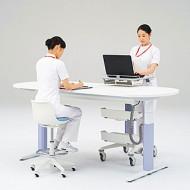 Okamura Swift-Medica Swift Medica Electric lifting type nurse table