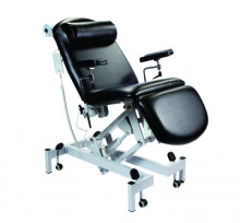 Sunflower Fusion Phlebotomy Chair with Electric Height AdjustmentIDW97640GN