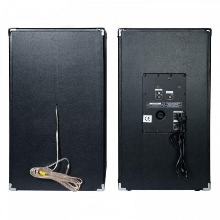 Boxe PROFESIONALE Bluetooth 400W, Karaoke, BAS