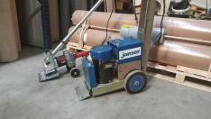 Decopertare pardoseli pvc, linoleum sau covor PVC