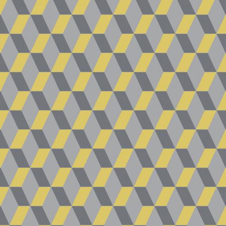 Tarkett Covor PVC Cubic Bright Yellow www.linoleum.ro