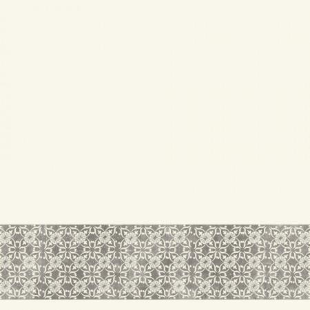 Tarkett Bordura decorativa Tapet AQUARELLE WALL BORDERS Decor Ornament BLACK www.linoleum.ro