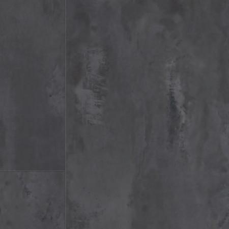 Tarkett Pardoseala LVT STARFLOOR CLICK 55 55 PLUS Rough Concrete BLACK www.linoleum.ro