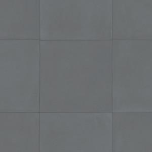 Covor PVC antiderapant AQUARELLE FLOOR - Baldosa ANTHRACITE