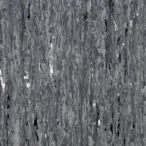 Covor PVC tip linoleum iQ OPTIMA Acoustic - Optima DARK GREY