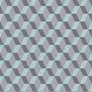 Linoleum Covor PVC TAPIFLEX EXCELLENCE 80 - Cubic BRIGHT ICE BLUE