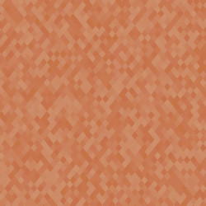 Linoleum Covor PVC Tapiflex Tiles 65 - Facet ORANGE