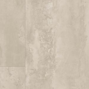Linoleum Covor PVC Tarkett Pardoseala LVT STARFLOOR CLICK 55 & 55 PLUS - Rough Concrete WHITE