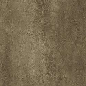 Covor PVC antiderapant AQUARELLE FLOOR - Rust Metal DARK COPPER
