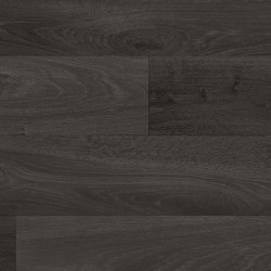 Covor PVC Tarkett antiderapant AQUARELLE FLOOR - Oak BLACK
