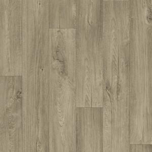 Linoleum Covor PVC METEOR 55 - Cliff Oak BROWN