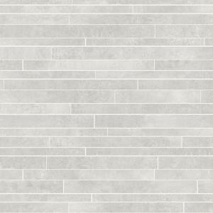 Tapet PVC Aquarelle - Brick LIGHT GREY