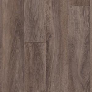 Covor PVC antiderapant AQUARELLE FLOOR - Oak BROWN