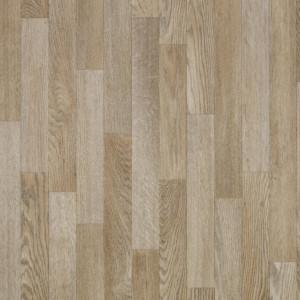 Covor PVC antiderapant SAFETRED DESIGN - Trend Oak WHITE