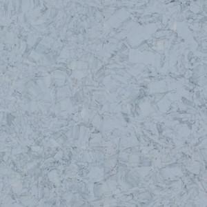 Covor PVC tip linoleum iQ MEGALIT - Megalit PASTEL BLUE 0616