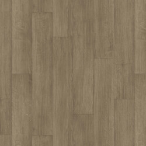 Linoleum Covor PVC Ruby 70 - Oak DARK BROWN