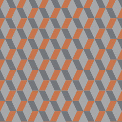Linoleum Covor PVC Tarkett ACCZENT EXCELLENCE 80 - Cubic BRIGHT ORANGE