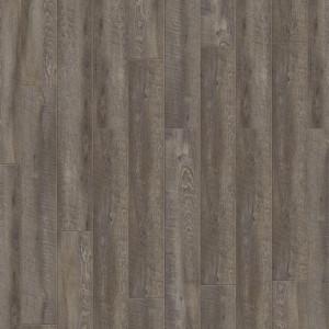 Linoleum Covor PVC Tarkett Pardoseala LVT STARFLOOR CLICK 30 & 30 PLUS - Smoked Oak DARK GREY