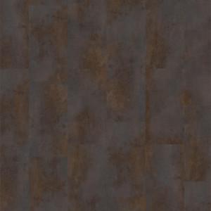 Pardoseala LVT iD Essential Click - Rust Metal BROWN