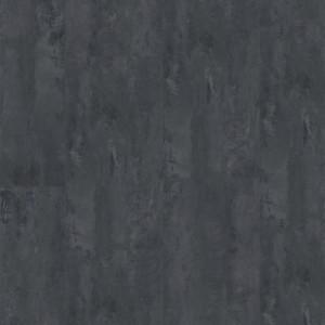 Pardoseala LVT iD Inspiration Click High Traffic 70/70 PLUS - Rough Concrete BLACK