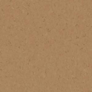 Covor PVC tip linoleum iQ NATURAL - Natural DUSTY YELLOW 0490