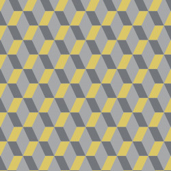 Linoleum Covor PVC Tarkett ACCZENT EXCELLENCE 80 - Cubic BRIGHT YELLOW