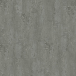 Linoleum Covor PVC Tarkett Pardoseala LVT iD Inspiration Click High Traffic 70/70 PLUS - Rough Concrete DARK GREY
