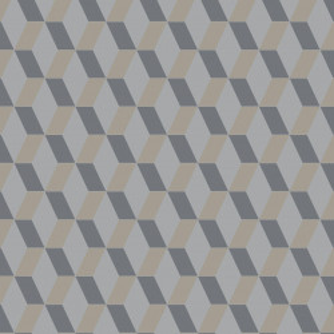 Linoleum Covor PVC ACCZENT EXCELLENCE 80 - Cubic DARK BEIGE