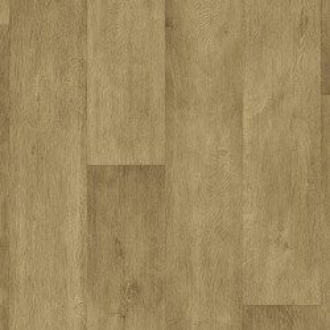 Linoleum Covor PVC METEOR 55 - Elegant Oak BROWN