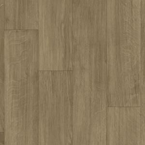 Linoleum Covor PVC Ruby 70 Acoustic - Oak DARK BROWN