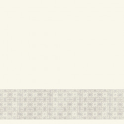 Linoleum Covor PVC Tarkett Bordura decorativa Tapet AQUARELLE WALL BORDERS - Decor Ornament GREY