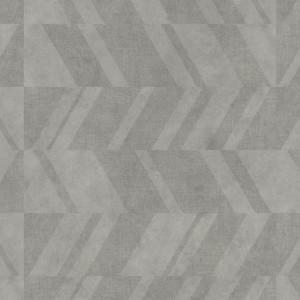 Linoleum Covor PVC Tarkett Pardoseala LVT iD SQUARE - Cement Chevron MEDIUM GREY