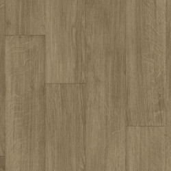 Linoleum Covor PVC Tarkett Ruby 70 Acoustic - Oak DARK BROWN