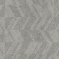 Pardoseala LVT Tarkett iD SQUARE - Cement Chevron MEDIUM GREY