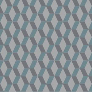 Linoleum Covor PVC ACCZENT EXCELLENCE 80 - Cubic INTENSE PETROLE