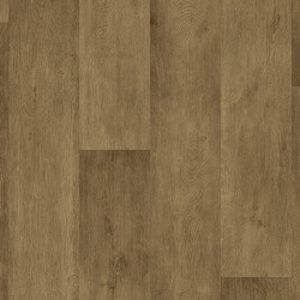 Linoleum Covor PVC METEOR 55 - Elegant Oak DARK BROWN