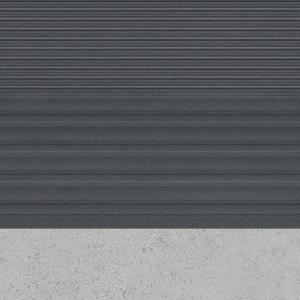 Linoleum Covor PVC TAPIFLEX STAIRS - Concrete Stairs COOL GREY