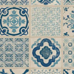 Linoleum Covor PVC Tarkett Pardoseala LVT STARFLOOR CLICK 30 & 30 PLUS - Retro INDIGO